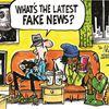 Today's cartoon: Fake news